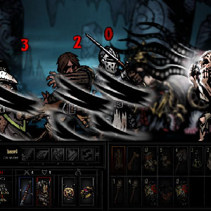 Darkest Dungeon Eroi