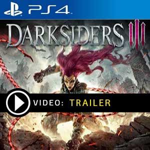 Acquista PS4 Codice Darksiders 3 Confronta Prezzi