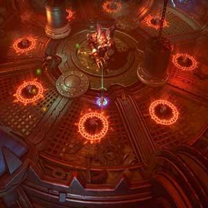 Darksiders Genesis - Boss del dungeon