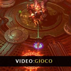 Darkriders Genesis Video di gioco