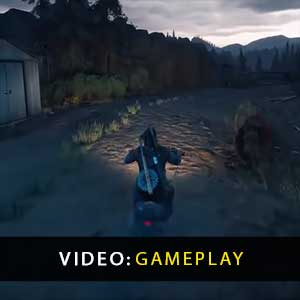 Days Gone PS4 Video Gameplay