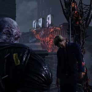Dead by Daylight Resident Evil Chapter Ganci