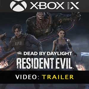 Dead by Daylight Resident Evil Chapter Xbox Series X Video Trailer