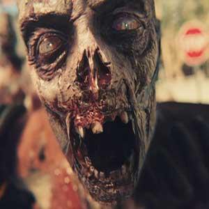 feccia di zombi da smerigliatrici motorizzate