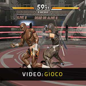 Dead or Alive 6 Video del gioco