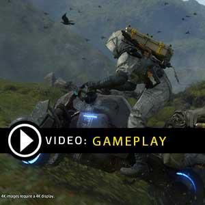 Death Stranding Gameplay Video