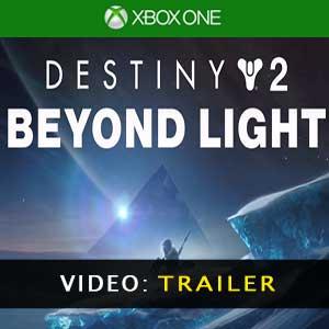 Destiny 2 Beyond Light Video del rimorchio