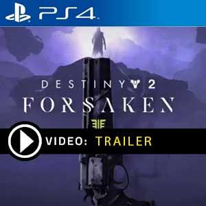 Acquistare Destiny 2 Forsaken PS4 Confrontare Prezzi