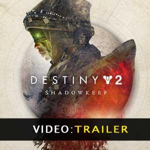 Destiny 2 Ombre dal Profondo Video Trailer
