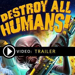 Acquista Destroy All Humans CD Key Confronta i prezzi