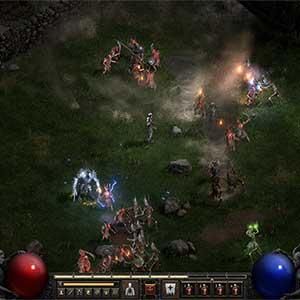 Diablo 2 Resurrected Personaggi