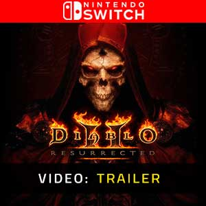 Diablo 2 Resurrected Nintendo Switch Trailer Video