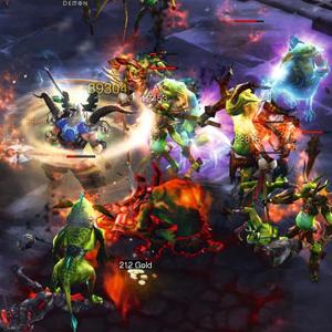Diablo 3 Combattimento