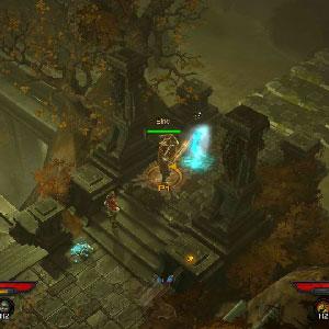Diablo 3 Reaper of Souls - Cadavere ambulante