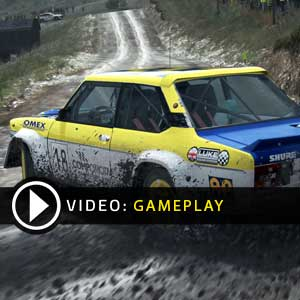 DiRT Rally Video Gameplay