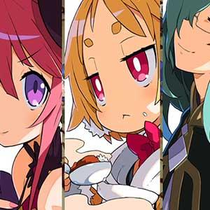 Disgaea 5 Complete Personaggi