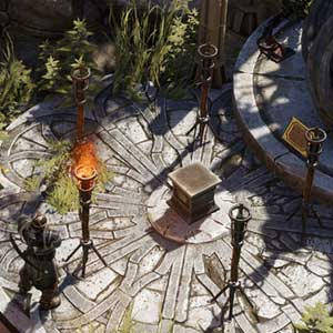 Divinity Original Sin 2 Interfaccia di gioco