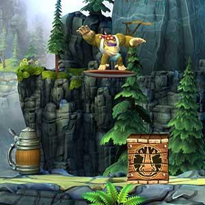 Donkey Kong Modalità funky