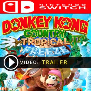 Acquistare Donkey Kong Country Tropical Freeze Nintendo Switch Confrontare prezzi