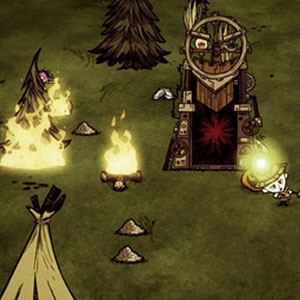 Don't Starve Together - Campo di battaglia