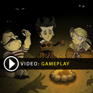 Don't Starve Together Gameplay Video