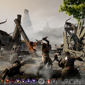 Dragon Age Inquisition Battaglia