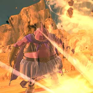 Dragon Ball Xenoverse 2 Goku vs Majin Buu
