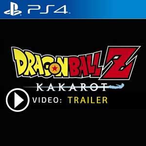 Dragon Ball Z Kakarot PS4 Prices Digital or Box Edition