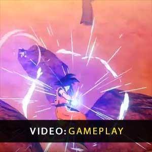 Dragon Ball Z Kakarot Gameplay Video