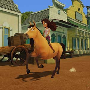 DreamWorks Spirit Lucky's Big Adventure - Cavalcare