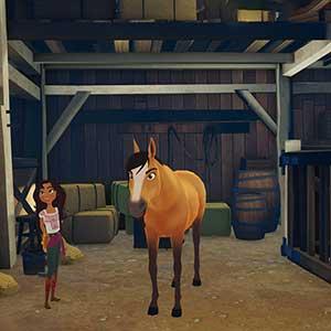 DreamWorks Spirit Lucky's Big Adventure - Stallone