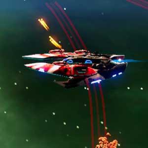 Drone Swarm Gameplay Attacco