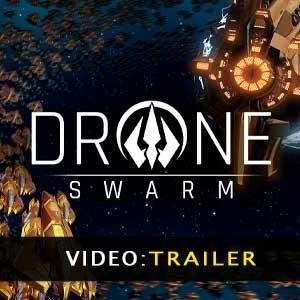 Drone Swarm Video del rimorchio