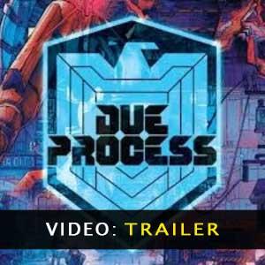 Due Process Video Trailer