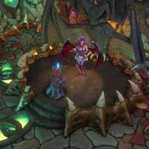 Dungeons 2 - Interfaccia del gioco