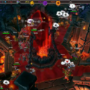 Dungeons 3 Ambiente di gioco