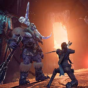 Dungeons & Dragons Dark Alliance Gigante Di Ghiaccio