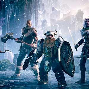 Dungeons & Dragons Dark Alliance Personaggi Principali