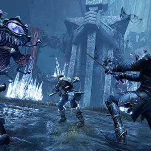 Dungeons & Dragons Dark Alliance Beholder