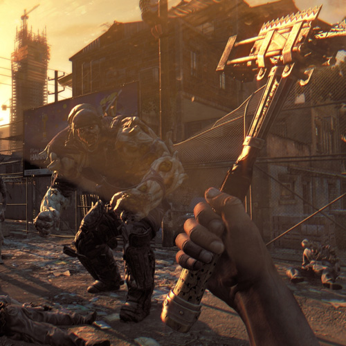 Dying Light 4 vs 1