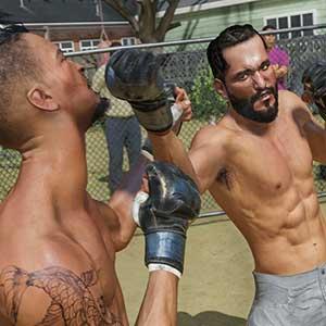 UFC 4 Combattimenti amatoriali