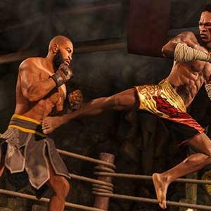 UFC 4 Stile di combattimento