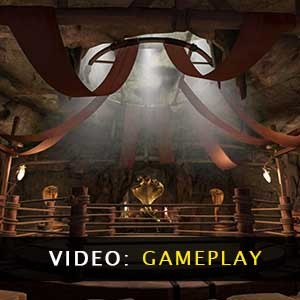 UFC 4 Gameplay Video