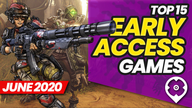 Best Early Access Games