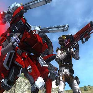 Earth Defense 5 Missione Co-op
