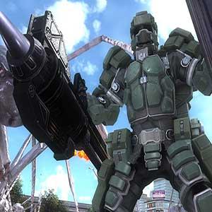Earth Defense 5 Soldato EDF