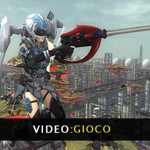 Earth Defense 5 Video del Gioco