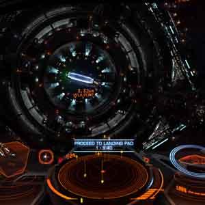 Elite Dangerous Navicella spaziale