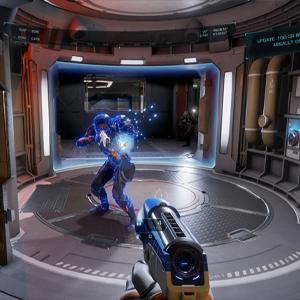 Elite Dangerous Odyssey Deluxe Alpha Expansion - Combattimento in prima persona