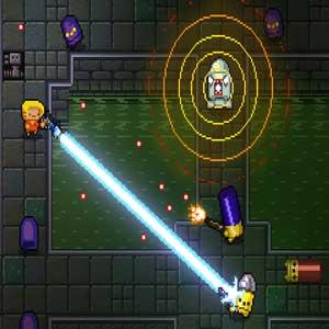 Enter the Gungeon Laser